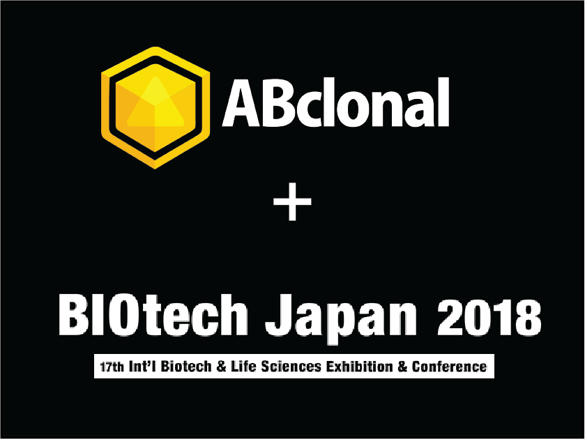 ABclonal Technology News at BIOtech Japan 2018
