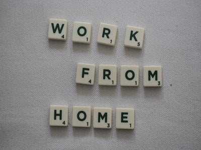 Work from home, home office